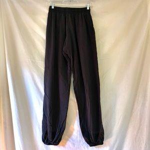 Black Tai-Chi sweatpants
